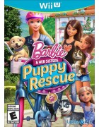 Barbie and Her Sisters: Puppy Rescue WIIU
