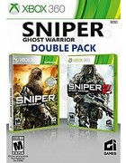 Sniper: Ghost Warrior - Double Pack X360