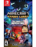 Minecraft: Story Mode: The Complete Adventure Switch