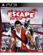 Escape Dead Island PS3 (2014)