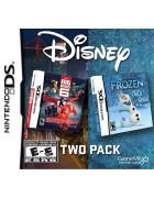 Disney 2 Pack: Frozen and Big Hero 6 NDS