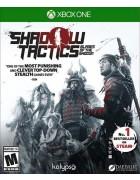 Shadow Tactics: Blades of the Shogun XBX1