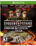 Sudden Strike 4: European Battlefields Edition XBX1