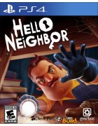 Hello Neighbor PS4