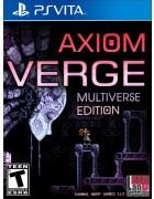 Axiom Verge: Multiverse Edition Vita