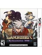 Langrisser: Re:Incarnation Tensei 3DS