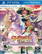 Shiren the Wanderer: The Tower of Fortune and the Dice of Fate Vita