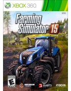 Farming Simulator 15 X360