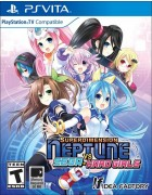 Superdimension Neptune VS Sega Hard Girls Vita