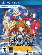 MeiQ: Labyrinth of Death Vita