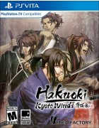 Hakuoki: Kyoto Winds Vita