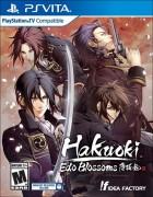 Hakuoki: Edo Blossoms Vita