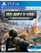 Heavy Fire: Red Shadow PS4