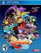 Shantae: Half-Genie Hero - Risky Beats Edition Vita