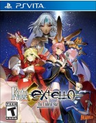 Fate/Extella: The Umbral Star Vita