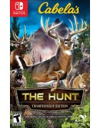 Cabela's: The Hunt Championship Edition SWCH