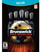 Brunswick Pro Bowling WIIU