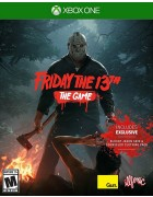 Friday the 13th: The Game XBX1