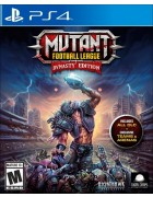 Mutant Football League: Dynasty Edition PS4