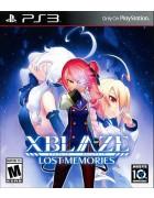 XBLAZE: Lost Memories PS3