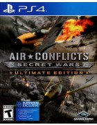 Air Conflicts: Secret Wars - Ultimate Edition PS4