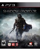 Middle-earth: Shadow of Mordor PS3 (2014)