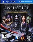 Injustice: Gods Among Us - Ultimate Edition Vita