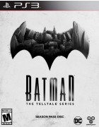 Batman: The Telltale Series PS3
