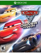 Cars 3: Driven to Win XBX1