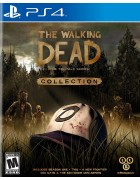 The Walking Dead: A Telltale Series Collection PS4