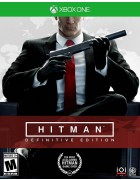 Hitman: Definitive Edition XBX1
