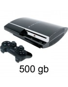 Playstation 3 500GB