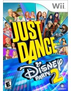 Just Dance: Disney Party 2 WII