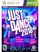 Just Dance 2018 X360