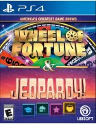 Wheel of Fortune & Jeopardy! PS4