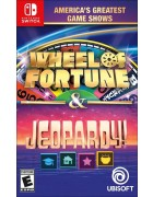 Wheel of Fortune & Jeopardy! SWCH