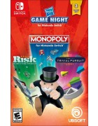Hasbro Game Night for Nintendo Switch SWCH