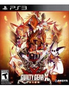 Guilty Gear Xrd -SIGN- PS3