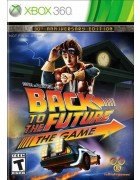 Back to the Future: The Game - 30th Anniversary Edition X360