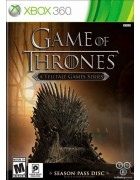 Game of Thrones: A Telltale Game Series X360
