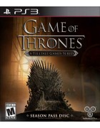 Game of Thrones: A Telltale Game Series PS3