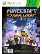 Minecraft: Story Mode X360