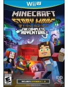 Minecraft: Story Mode: The Complete Adventure WIIU
