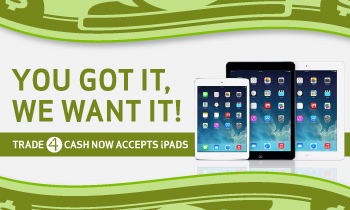Trade in your tablets