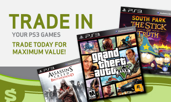 Trade in your PS3 Games