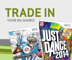 Trade in your Wii Games