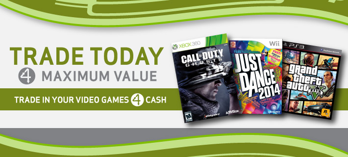 Get the max for your games today!