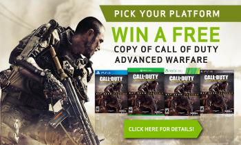 Win Call of Duty Advanced Warfare!