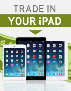Trade your iPad today!