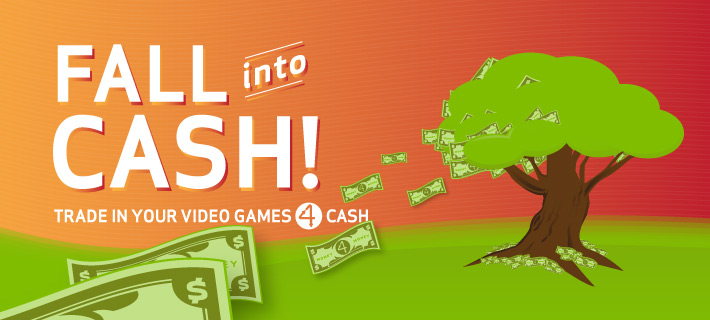 Fall into Cash!